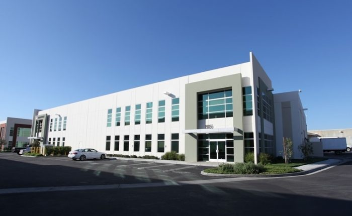 Modern Corporate Office Building in Northridge, CA