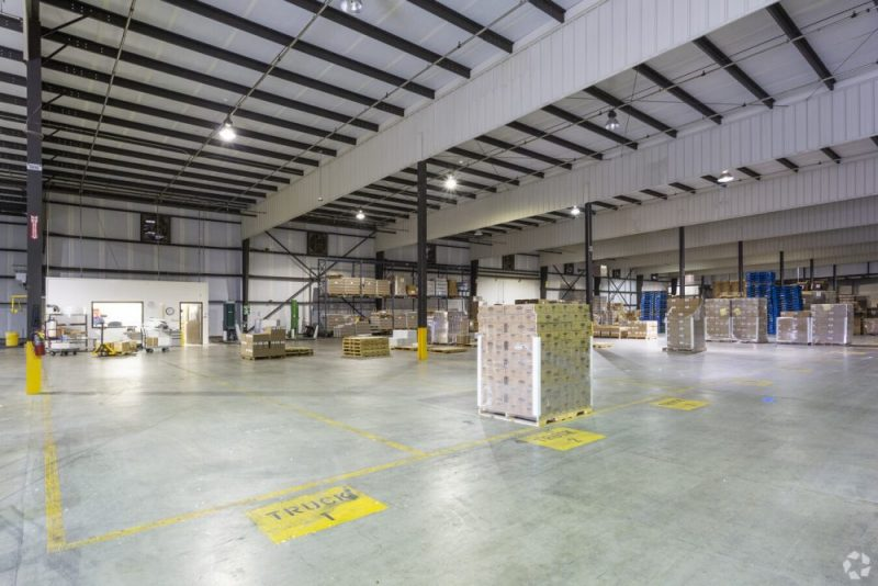 Food Grade Warehouse in Central CA