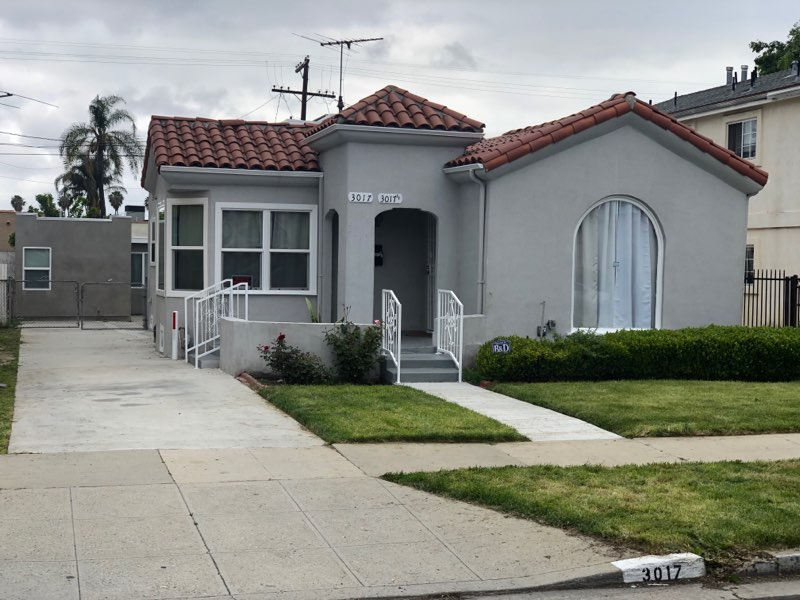 Single Family House With ADU in Los Angeles, CA