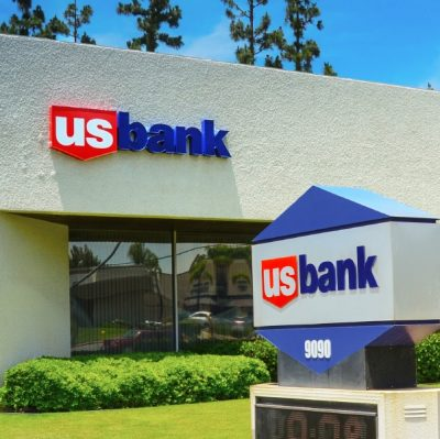 US bank single tenant in Southern California